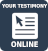Your Testimony - online form